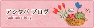 アシタバ ブログ