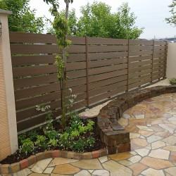 素敵な庭に戻すためのリフォーム工事